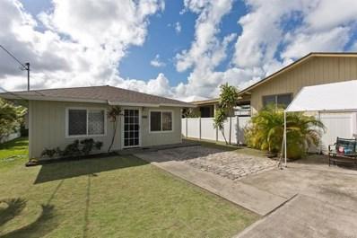 360D Hualani Street, Kailua, HI 96734 - #: 201829469