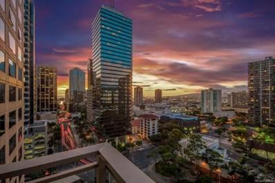 1200 Queen Emma Street UNIT 1609, Honolulu, HI 96813 - #: 201829477