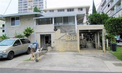 1322 Moku Place, Honolulu, HI 96822 - #: 201829503