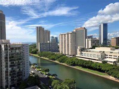 1717 Ala Wai Boulevard UNIT 1707, Honolulu, HI 96815 - #: 201829615
