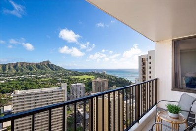 201 Ohua Avenue UNIT 3511-Ma>, Honolulu, HI 96815 - #: 201829656