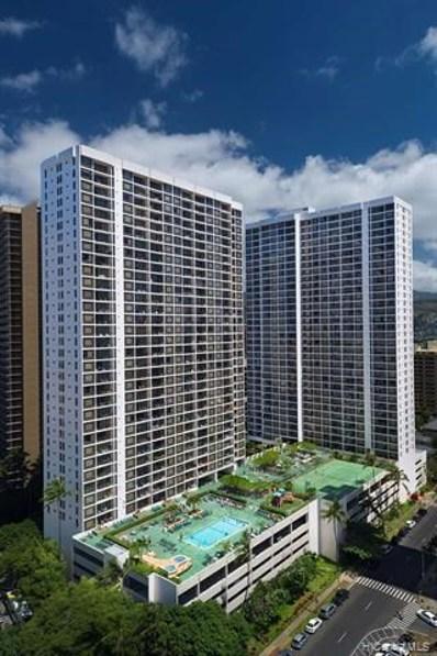 201 Ohua Avenue UNIT 3706, Honolulu, HI 96815 - #: 201829848