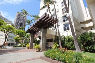 469 Ena Road UNIT 1811, Honolulu, HI 96815 - #: 201829945