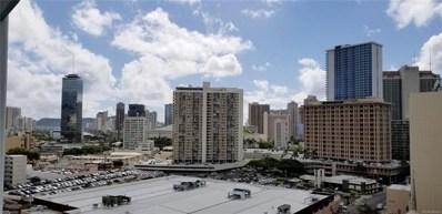 1560 Kanunu Street UNIT 1407, Honolulu, HI 96814 - #: 201829976