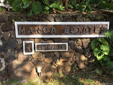 3577 Pinao Street UNIT 8, Honolulu, HI 96822 - #: 201830357