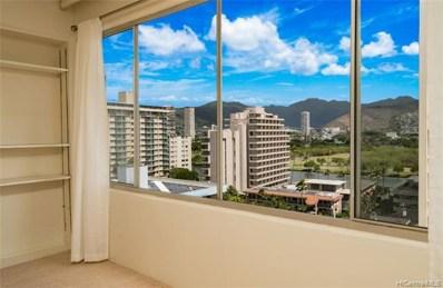 225 Kaiulani Avenue UNIT 1106, Honolulu, HI 96815 - #: 201830477
