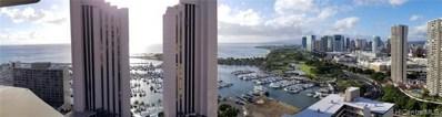 1700 Ala Moana Boulevard UNIT 3102, Honolulu, HI 96815 - #: 201830633