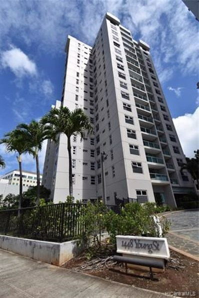 1448 Young Street UNIT 1603, Honolulu, HI 96814 - #: 201831000