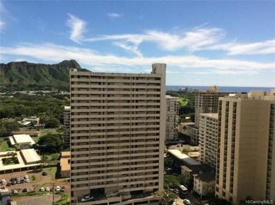 201 Ohua Avenue UNIT 2503-I, Honolulu, HI 96815 - #: 201831377