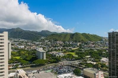 1212 Nuuanu Avenue UNIT 3008, Honolulu, HI 96817 - #: 201831581