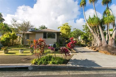 1079 Liku Street, Kailua, HI 96734 - #: 201831689