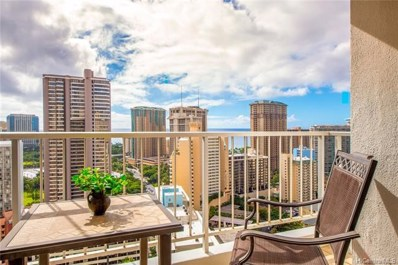 400 Hobron Lane UNIT 2915, Honolulu, HI 96815 - #: 201900054