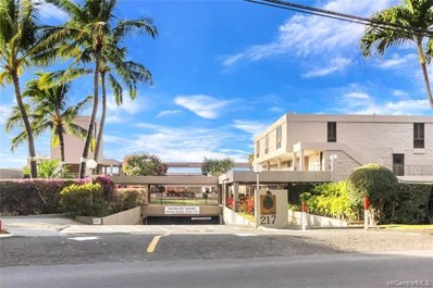 217 Prospect Street UNIT M1, Honolulu, HI 96813 - #: 201900086