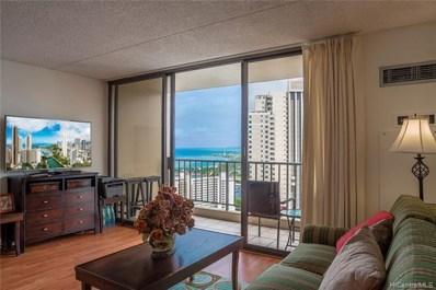 411 Hobron Lane UNIT 3006, Honolulu, HI 96815 - #: 201900115