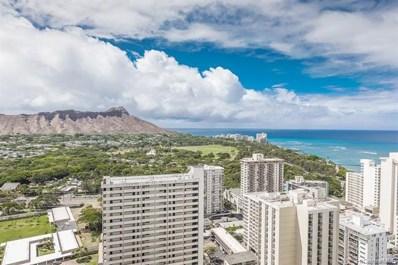 201 Ohua Avenue UNIT T1-3605, Honolulu, HI 96815 - #: 201900673