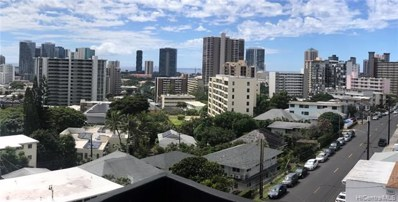 1560 Thurston Avenue UNIT 704, Honolulu, HI 96822 - #: 201900764