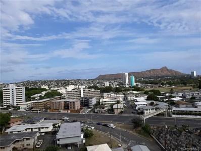 2754 Kuilei Street UNIT 1204, Honolulu, HI 96826 - #: 201901148