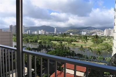 2452 Tusitala Street UNIT 1009, Honolulu, HI 96815 - #: 201901544