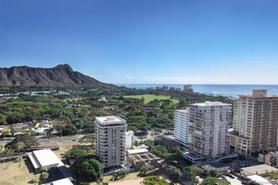 229 Paoakalani Avenue UNIT 2710, Honolulu, HI 96815 - #: 201903010