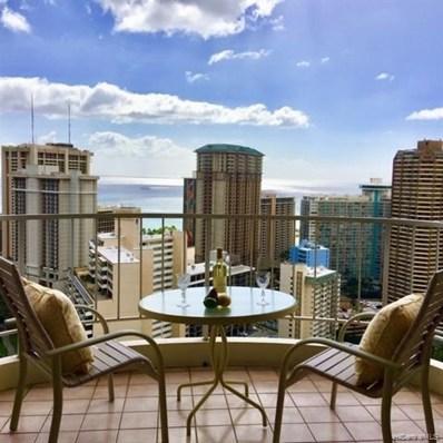 469 Ena Road UNIT 3501, Honolulu, HI 96815 - #: 201903014