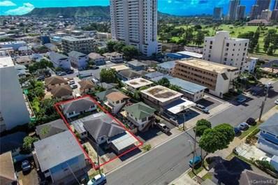 747 Lukepane Avenue, Honolulu, HI 96816 - #: 201903197