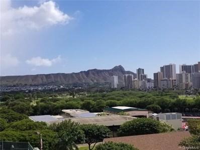 583 Kamoku Street UNIT 1105, Honolulu, HI 96826 - #: 201903255