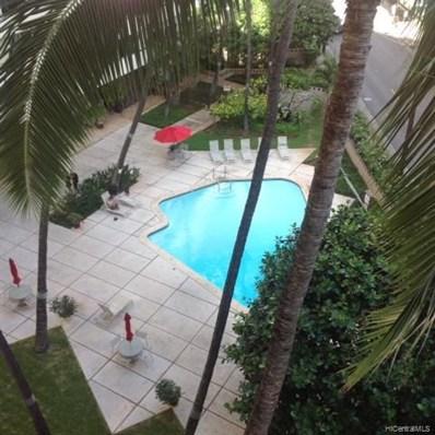 425 Ena Road UNIT 508B, Honolulu, HI 96815 - #: 201903571