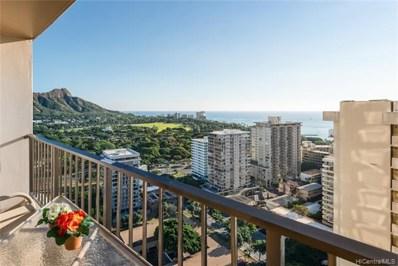 229 Paoakalani Avenue UNIT 2712, Honolulu, HI 96815 - #: 201903780