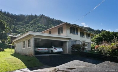 3066 Puhala Rise UNIT A, Honolulu, HI 96822 - #: 201903842