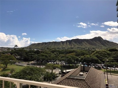 2575 Kuhio Avenue UNIT 704, Honolulu, HI 96815 - #: 201904215