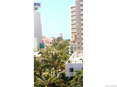 440 Seaside Avenue UNIT 905, Honolulu, HI 96815 - #: 201905288
