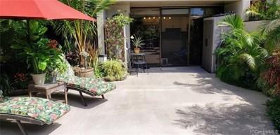 229 Paoakalani Avenue UNIT 604, Honolulu, HI 96815 - #: 201907443