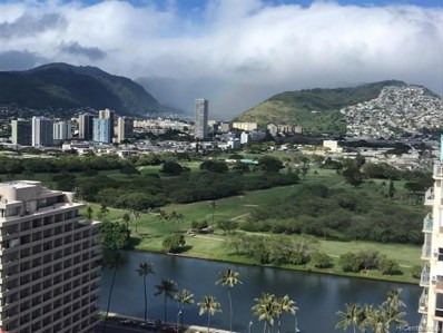 2410 Cleghorn Street UNIT 2301, Honolulu, HI 96815 - #: 201907481