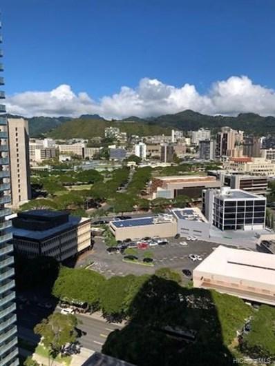 876 Curtis Street UNIT 2207, Honolulu, HI 96813 - #: 201907516