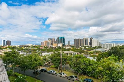 1619 Kamamalu Avenue UNIT 303, Honolulu, HI 96813 - #: 201907592