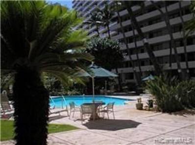 425 Ena Road UNIT 105C, Honolulu, HI 96815 - #: 201907600