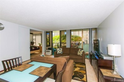 201 Ohua Avenue UNIT II-608, Honolulu, HI 96815 - #: 201907753