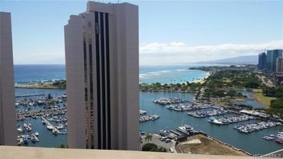 1700 Ala Moana Boulevard UNIT 3102, Honolulu, HI 96815 - #: 201907783