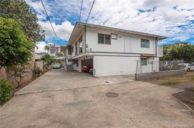 2846 Date Street, Honolulu, HI 96816 - #: 201907786