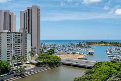 419A Atkinson Drive UNIT 1407, Honolulu, HI 96814 - #: 201908149