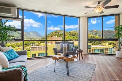 2101 Nuuanu Avenue UNIT I1807, Honolulu, HI 96817 - #: 201908383