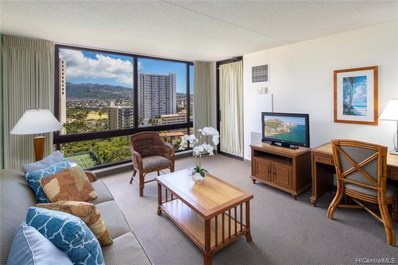 229 Paoakalani Avenue UNIT 1511, Honolulu, HI 96815 - #: 201908410