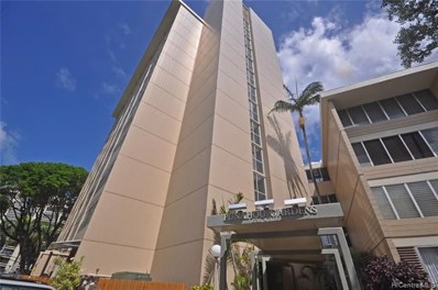 1550 Wilder Avenue UNIT A805, Honolulu, HI 96822 - #: 201908447