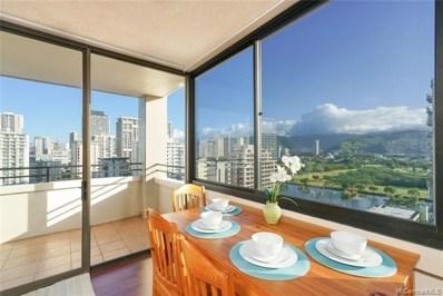 2410 Cleghorn Street UNIT 1601, Honolulu, HI 96815 - #: 201908474