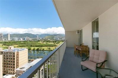 2452 Tusitala Street UNIT 1601, Honolulu, HI 96815 - #: 201908547