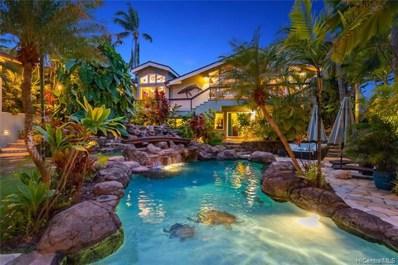 22 Palione Place, Kailua, HI 96734 - #: 201908724
