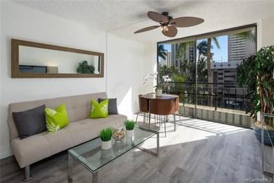 440 Seaside Avenue UNIT 408, Honolulu, HI 96815 - #: 201908731