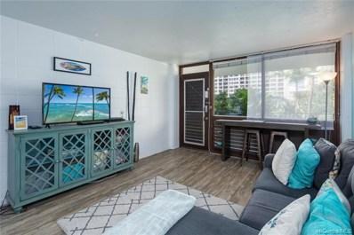 425 Ena Road UNIT 405A, Honolulu, HI 96815 - #: 201908738