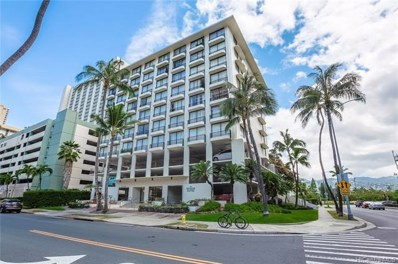 440 Seaside Avenue UNIT 607, Honolulu, HI 96815 - #: 201908834