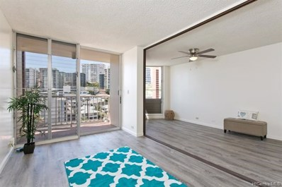 1535 Pensacola Street UNIT 704, Honolulu, HI 96822 - #: 201910214